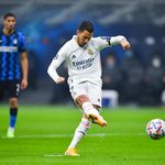 Gol-gol Real Madrid Kalahkan Inter Milan 2-0