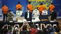 KPK Sita Uang Rp 16 M dan 5 Mobil Kasus Suap Ekspor Benur Edhy Prabowo