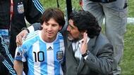 Andai Maradona Saksikan Messi Bawa Argentina Juara Copa America...