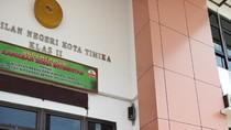 Perceraian Dominasi Kasus Perdata di PN Timika, Faktornya Selingkuh-KDRT