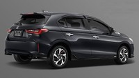Honda City Hatchback Makin Sporty dengan Paket Modulo
