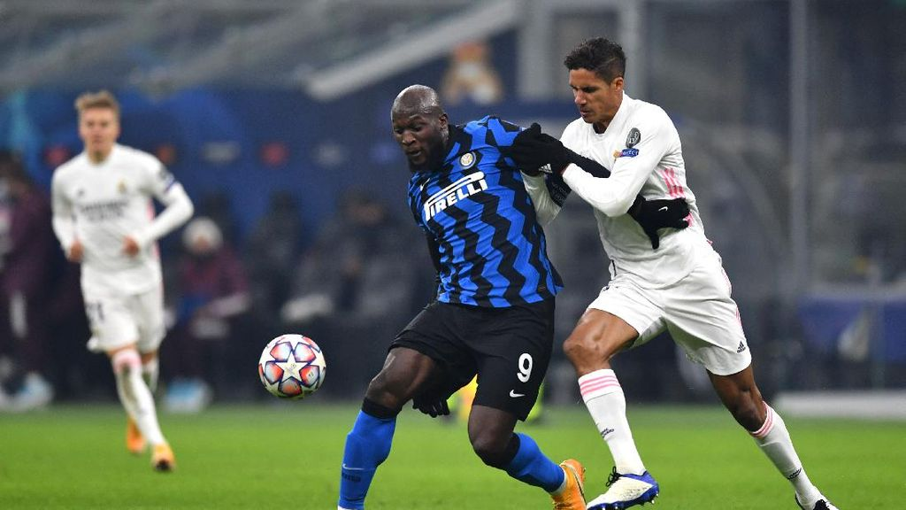 Inter Vs Madrid: Los Blancos Menang 2-0