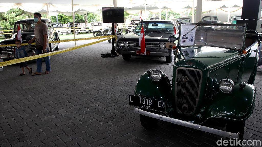 Mobil Klasik Lolos Uji Emisi, Boleh Masuk Wilayah DKI?