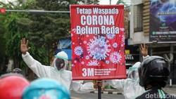 Nyaris 6 Ribu! Kasus Corona RI Tambah 5.828, Total 522.581 Kasus