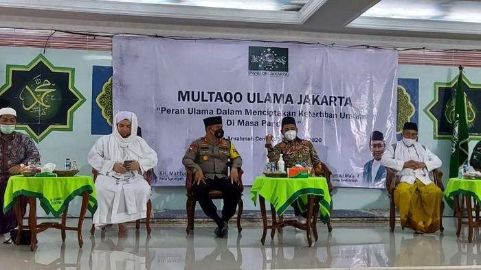 Kapolda Metro Irjen Fadil Imran hadiri Multaqo Ulama Jakarta Timur