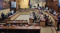 Komisi II DPR Rapat Kerja dengan Mendagri-KPU Bahas Data Pemilih Pilkada 2020
