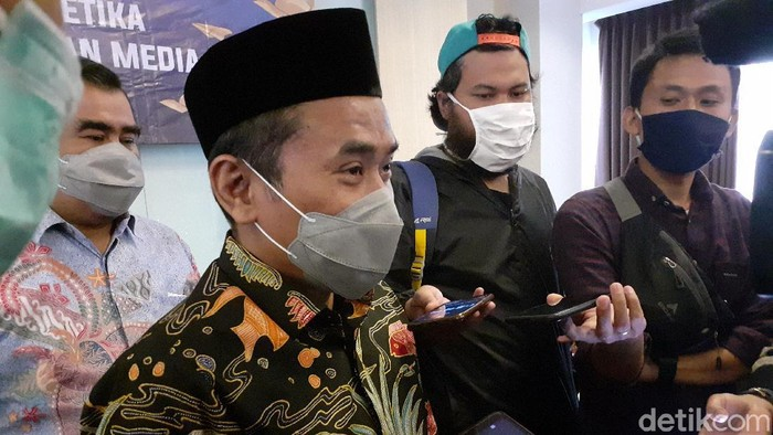 Komisioner DKPP Didik Supriyanto