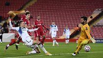 Liverpool Vs Atalanta: Si Merah Takluk 0-2