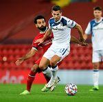 Liverpool Keok dari Atalanta 0-2