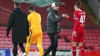 Liverpool Kalah, Klopp Tak Menyesal Rotasi Pemain