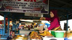 Los Lambuang, Surganya Nasi Kapau di Bukittinggi