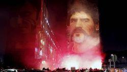 Bikin Nangis, Ini Ungkapan Hati Anak Maradona
