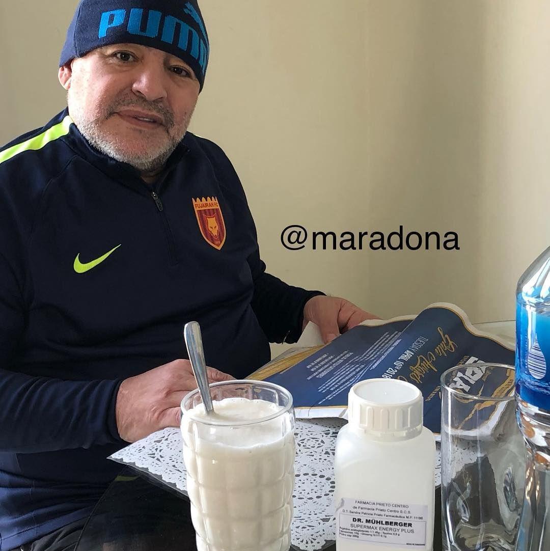 Mengenang Maradona, Pesepakbola Legendaris yang Hobi Makan Daging Panggang