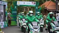 Pakai PCX Electric, Grab Operasikan Armada Motor Listrik di Bali