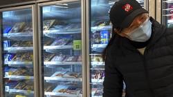 China mengklaim telah mendeteksi virus Corona pada paket makanan beku impor. Pemeriksaan pun terus dilakukan dengan ketat.