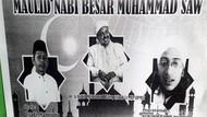 Selebaran Habib Rizieq Akan Hadiri Tablig Akbar, FPI Sukabumi: Belum Pasti