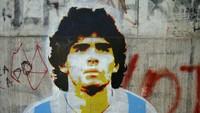 Maradona Meninggal Dunia, Cafe Miliknya di Abu Dhabi Diperbincangkan