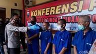 Perampok yang Cuma Hitungan Menit Gondol Mesin ATM di Brebes Ditangkap!
