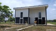 Rumah Ramah Gempa Berbahan UPVC Ini Seharga Puluhan Juta Lho