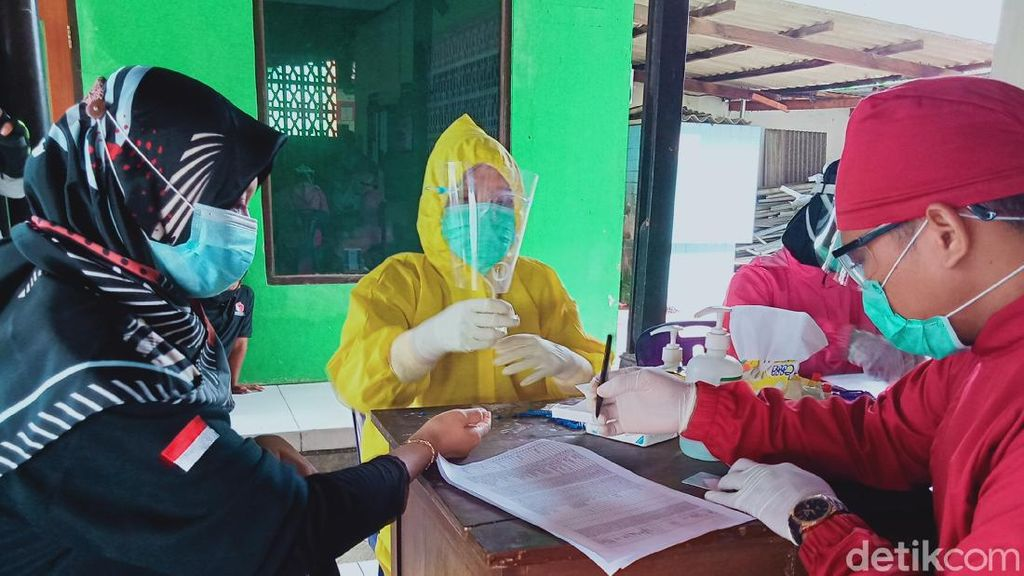 Belasan Anggota KPPS Pilkada Klaten Kena Corona