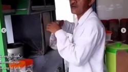 Salut! Kisah Inspiratif dari Penjual Mie Ayam yang Hobi Sedekah