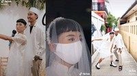 Cerita di Balik Video Viral Pernikahan Santuy yang Bikin Netizen Iri