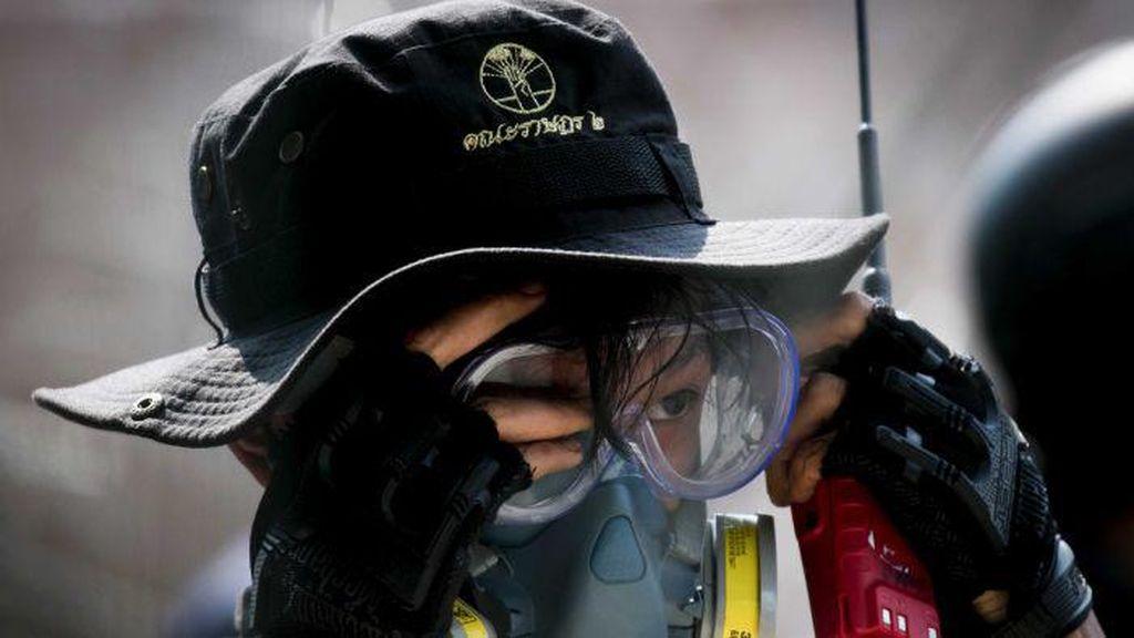 Polisi Thailand akan Tuntut Pimpinan Demonstran karena Menghina Raja