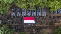 Foto: Puncak Latihan Tempur TNI AD di Sumatera Selatan