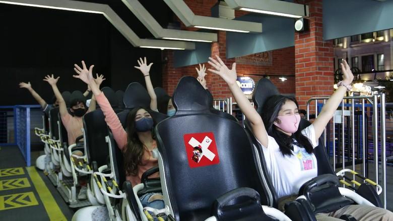 Racing Coaster Trans Studio Bandung
