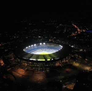 Walikota Naples: San Paolo Kini Jadi Diego Armando Maradona Stadium