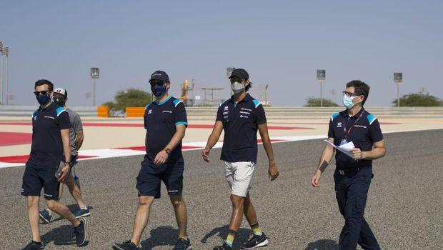 Sean Gelael siap balapan lagi di F2 Bahrain akhir pekan ini