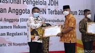 Sumedang Raih Anugerah JDIHN Sebagai Salah Satu Kabupaten Terbaik