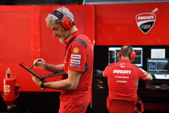 Tim MotoGP Ducati