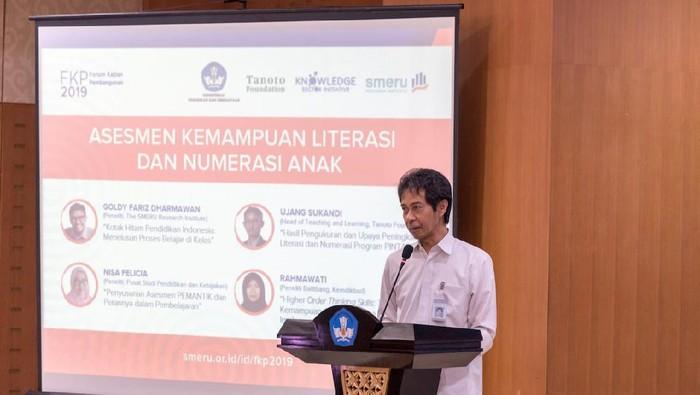 Kepala Badan Litbang dan Perbukuan Kemendikbud, Totok Suprayitno