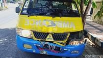 Ambulans yang Tabrak Polisi di Banyuwangi Bawa Pasien COVID-19