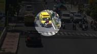 Ambulans Sudah Bunyikan Sirine dan Nyalakan Hazard Sebelum Tabrak Polisi