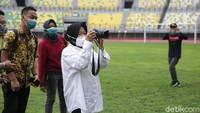 Wali Kota Risma Kenang Gol Tangan Tuhan Maradona