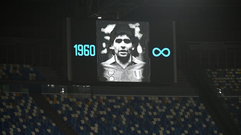 Napoli Tunggu Momen Emosional Mentas di Stadion Diego Maradona