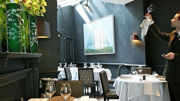 7 Restoran Favorit Putri Diana