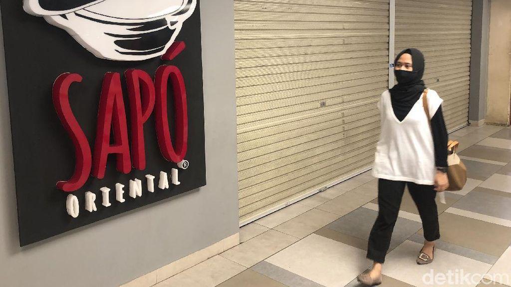 8 Bulan COVID-19, Ratusan Restoran di Mal Jakarta Tumbang