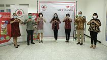 Nestlè ACTICOR Bantu Biaya Operasi Jantung Anak-anak Pra Sejahtera