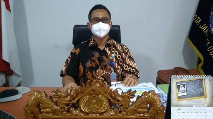 Kepala BNNK Jakarta Utara, AKBP Bambang Yudistira