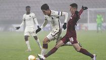 Hasil Liga Europa: Roma Atasi Cluj 2-0, Lolos ke Babak 32 Besar