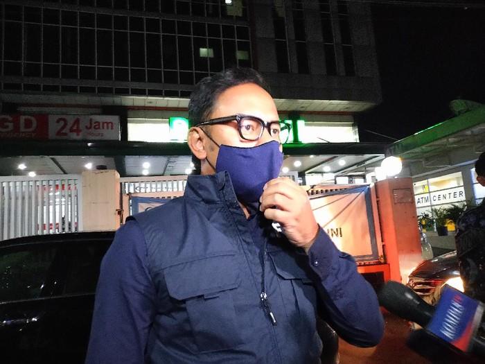 Bima Arya Datangi RS UMMI Bogor: Putra Habib Rizieq Tak Bersedia Tes Swab