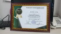 detikcom Raih Penghargaan dari MUI