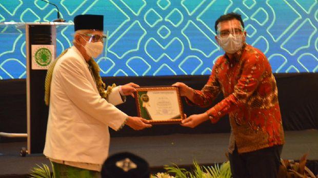 detikcom raih penghargaan dari MUI/Dok MUI