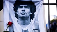 Kata-kata Terakhir Diego Maradona Sebelum Meninggal Dunia