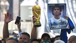 Semua Orang Ingin Menjadi Seperti Diego Maradona