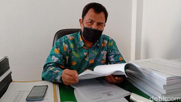 Divisi Sosdiklihparmas dan SDM KPU Kebumen, Agus Hasan Hidayat