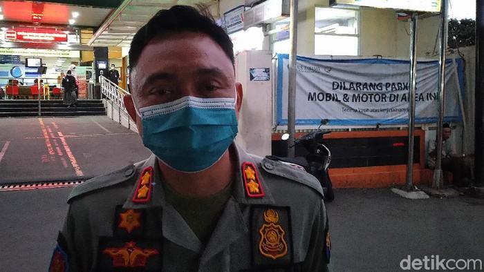 Foto: Kasatpol PP Kota Bogor Agustian Syah (Sachril/detikcom)